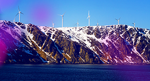Nordic wind energy blows hot with investors