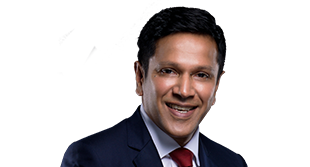 Rohan Singh, Global Head, Asset Owners and Head of BNY Mellon's Asset Servicing business in Asia Pacific