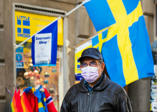 Sweden has opted against imposing lockdown