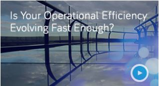 Is Your Operational Efficiency Evolving Fast Enough?