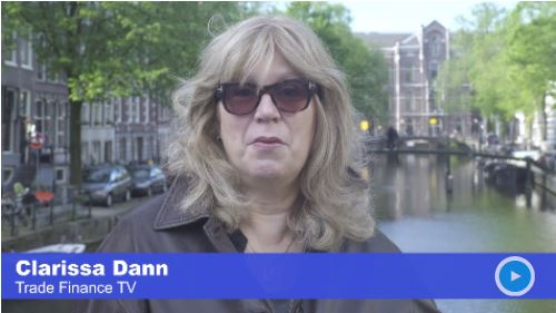 Video 5: Trade Finance TV on Location at TXF Global Commodity Finance Amsterdam 2019
