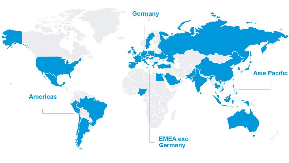 Locations deutsche bank gtb locations map sciox Gallery